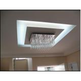 instalação eletrica de lampadas preço CECAP
