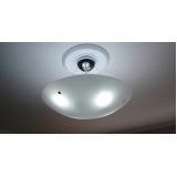 instalação eletrica de lampadas Brasilândia