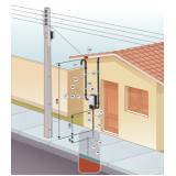 instalação elétrica tipo a preço Centro