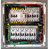 instalação elétrica Cantareira