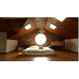 instalação luminária teto Casa Verde