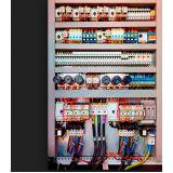 montagem de painel comando elétrico Parque Cecap
