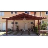 orçamento de telhado para garagem Santa Cecília