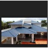 orçamento de telhado residencial Vila Augusta