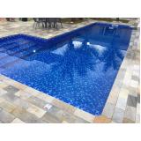 orçamento para construção de piscina para residência Água Rasa