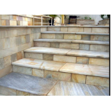orçamento para escada de pedra Imirim