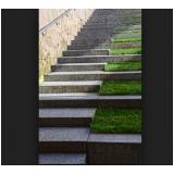 orçamento para escada grande Água Azul