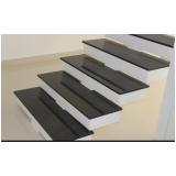 orçamento para escada granito Tucuruvi