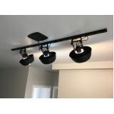 orçamento para instalação de luminária de sobrepor Vila Albertina