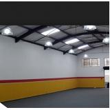 orçamento para instalação de luminária fluorescentes Vila Maria