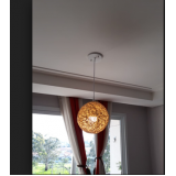 orçamento para instalação de luminária Mooca