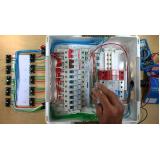 orçamento para montagem de quadro elétrico monofásico Jardim Aracília