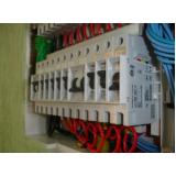 orçamento para montagem de um quadro elétrico residencial Vila Augusta