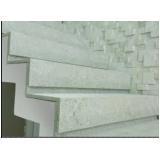 orçar escada residencial granito Limão