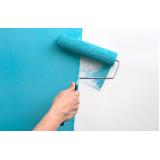 pintura de parede interior Nossa Senhora do Ó