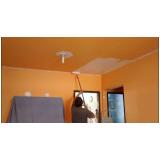 pintura de parede residencial
