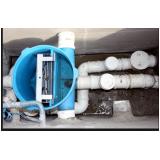 quanto custa encanamento água pluvial Casa Verde