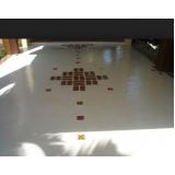 serviço de colocação de pisos cimento queimado Água Rasa