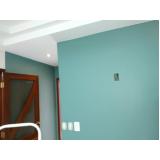 serviço de pintura de parede exterior Parque Cecap