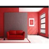 serviço de pintura de parede interior Vila Endres