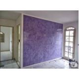 serviço de pintura de paredes com efeitos Parque Dom Pedro
