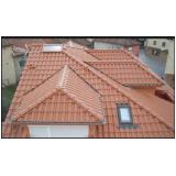 telhado português Vila Endres
