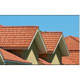 telhado para cobertura