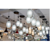 valor de instalação luminária Recanto Bom Jesus