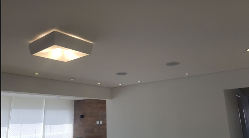Valor de Instalação de Luminária de Sobrepor Freguesia do Ó - Instalação de Luminária de Embutir