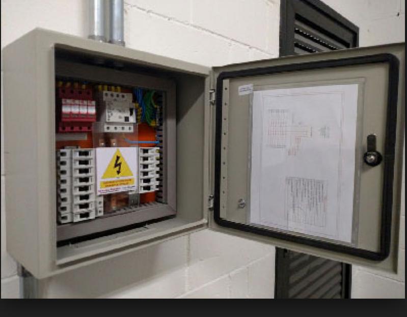 Valor de Montagem de Quadro Elétrico Residencial Gopoúva - Montagem de um Quadro Elétrico Residencial